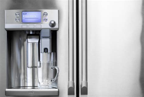 GE Appliances Releases Refrigerator with Built In Keurig K