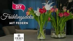 Babykleidung Günstig Kaufen : diy schnelle fr hlingsdeko mit federn how to deko ~ A.2002-acura-tl-radio.info Haus und Dekorationen
