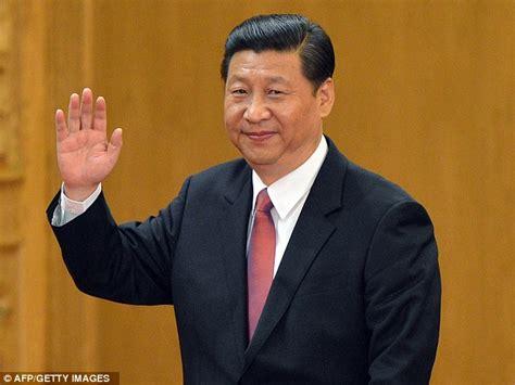 china    leader xi jinping takes  reins