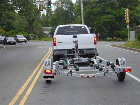Rc Trucks Pulling Boats On Trailers by Boat Trailering The Tow Vehicle Boat Trader Waterblogged