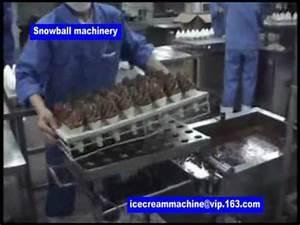 Chocolate coating machine+chocolate cone+ice cream machine ...