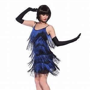 Tenue Femme Année 30 : costume deguisement robe a frange sequin 20s charleston vintage carnaval soiree ebay ~ Farleysfitness.com Idées de Décoration
