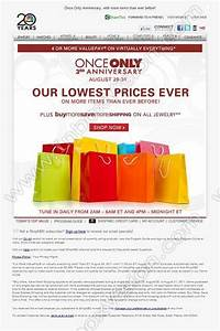 17 Best images about Email Design: Anniversaries on ...