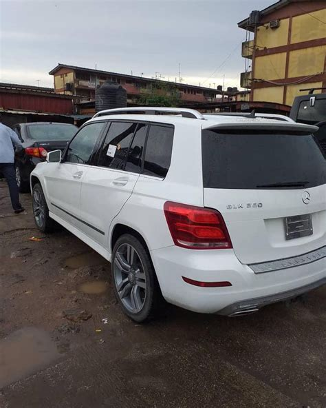 For the fact you cant acquire a foreign used or tokunbo as its usually called does not mean you cant own a luxury. Mercedes-benz Glk 350 2013 - Autos - Nigeria