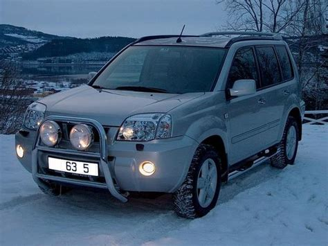 Nissan X Trail Modification by Wutech 2005 Nissan X Trail Specs Photos Modification