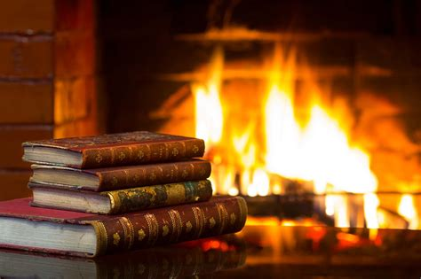 famous spooky fireplaces