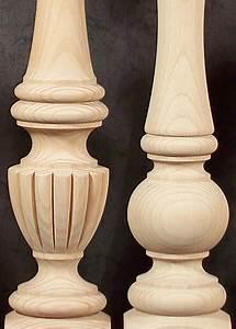 Säulen Aus Holz : drechslerei tischbeine aus holz und andere individuellen holzprodukte ~ Orissabook.com Haus und Dekorationen