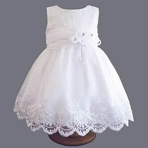 robe de bapteme en organza tulle et dentelle charlotte With robe pour bapteme fille