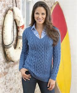 Free Knitting Patterns Cable Knit Sweater