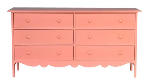 Summer Cottage Double Dresser