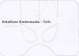 Kindermasken Basteln Vorlagen kindermasken basteln hund 6