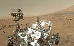 NASA's Curiosity rover finds purple rocks on Mars | The ...