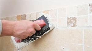 How do you remove dry grout from a tile surface for How to remove grout from floor tile