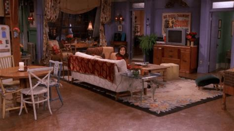 simple ways  recreate monicas apartment  friends