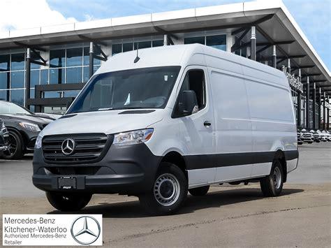 This year, it has been redesigned. New 2019 Mercedes-Benz Sprinter V6 3500XD Cargo 170 Cargovan in Kitchener #38726 | Mercedes-Benz ...