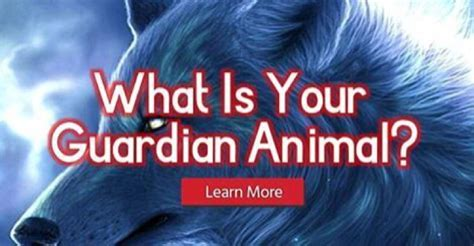 What's Your Guardian Animal?