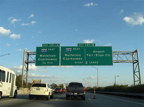 Interstate 65 South - Louisville - AARoads - Kentucky