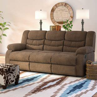 Recliner Sofa On Sale by Reclining Loveseats Sofas You Ll Wayfair