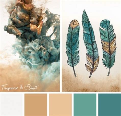 Brown And Aqua Shower Curtain by 25 Best Ideas About Apartment Color Schemes On Pinterest