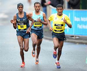 Kenenisa Bekele in The Great North Run - Zimbio