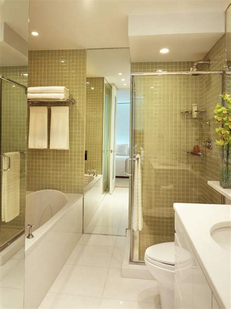 5 Great Green Bathrooms HGTV