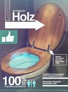 Wc Sitz Holz Massiv : echte naturprodukte toilettendeckel aus holz im vergleich ~ Bigdaddyawards.com Haus und Dekorationen