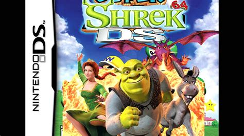 Super Shrek 64 Ds