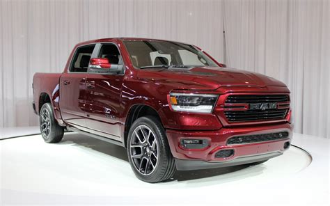 ram  sport  canadian exclusivity  car guide