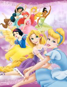 Disney Princess Ballerina Princesses