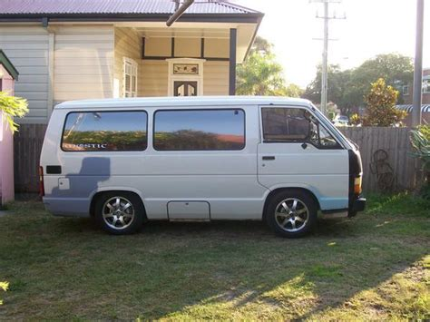 Toyota Hiace Modification by Morriescustom 1987 Toyota Hiace Specs Photos