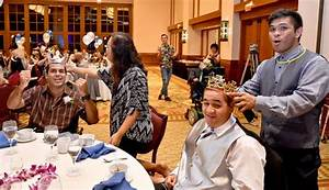 Prom celebrates 180 guests with special needs - The Garden ...