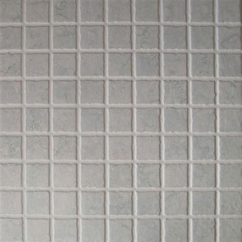 mosaic effect bathroom tiles byzance aqua blue