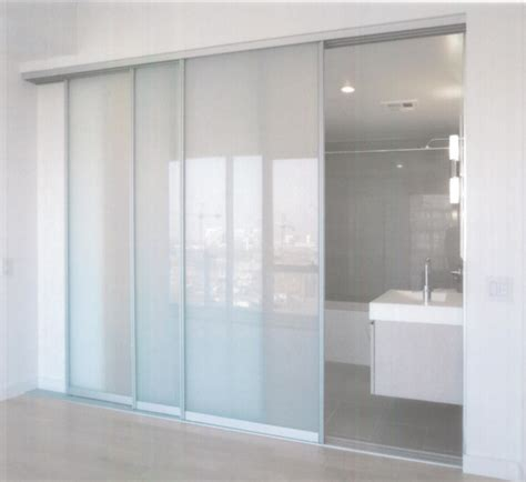 mirrorglass closet door chinook glass screen