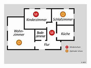 Rauchmelder Anbringen Wo : abus rwm450 funkrauchmelder mit funkmodul endlich sicher ~ Eleganceandgraceweddings.com Haus und Dekorationen