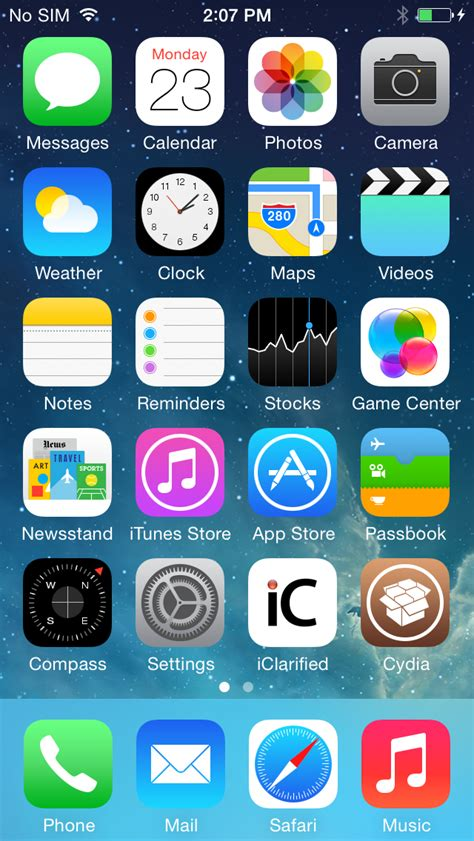 how to hide apps on iphone 5s iclarified iphone how to jailbreak your iphone 5s 5c