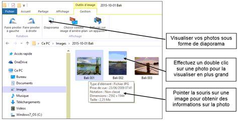 organisation bureau windows gérer ses photos avec windows 10 je me forme au numérique