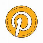 Orange Social Icon Multimedia Icons Logos Famous