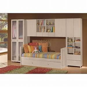 chambre enfant lit gigogne duty armoire pont avec With tapis chambre enfant avec canape avec lit gigogne