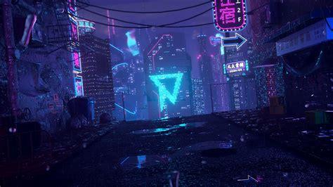 artstation cyberpunk street tony tsao