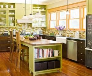 green kitchen islands home improvement bhg centsational style