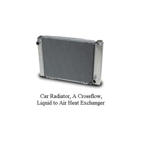 A Heat Exchanger Can Be An Air Or Water Heat Exchanger, Or