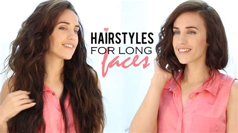 haircuts and hairstyles for faces tips and tricks youtube