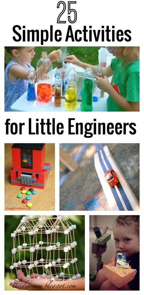 simple activities   engineers