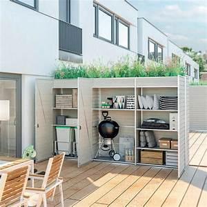 Sichtschutz fur balkon und terrasse mein schoner garten for Markise balkon mit tapeten wohnzimmer modern grau