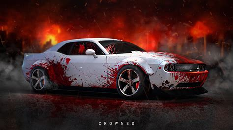 CROWNED . - Bloody Dodge