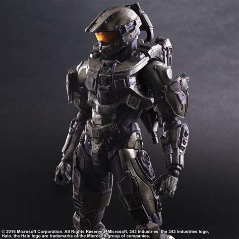 Halo 5 Guardians Play Arts Kai Master Chief Square