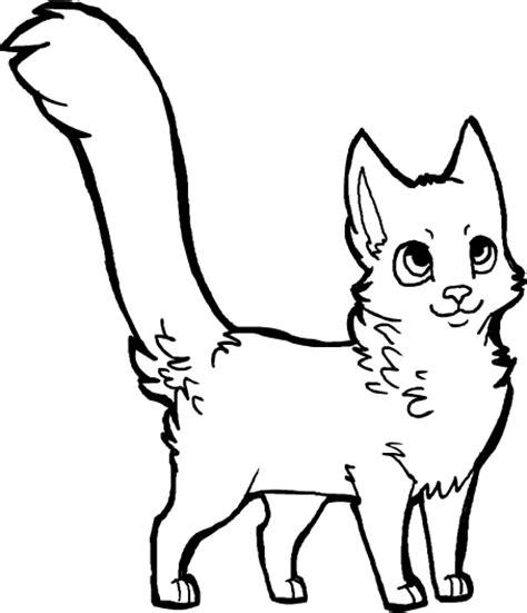 Free Cat Lineart By Griffsnuff On Deviantart
