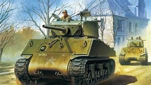 World of Tanks- 9 Kills in a M4A3E2/Sherman Jumbo - YouTube