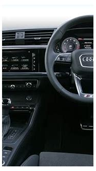 New Audi Q3 Sportback 45 TFSI Quattro S Line 5-door S ...