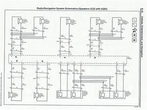 2015 Speaker Wiring Diagram